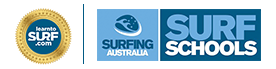 learntosurf.com Approved Surf School - Surfing Australia approved learn to surf centre